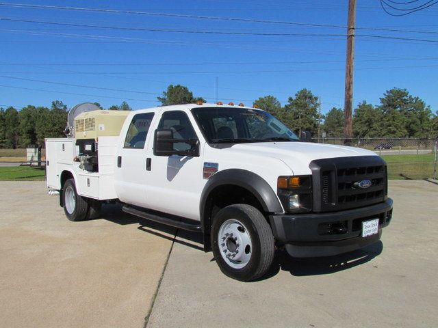 2008 Ford F550 Utility-Service 4x2 - 14083977 - 2
