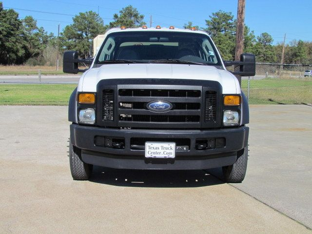 2008 Ford F550 Utility-Service 4x2 - 14083977 - 3