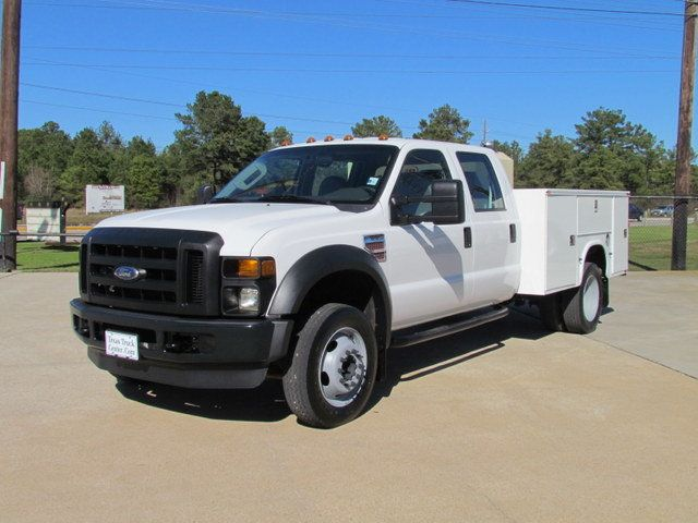 2008 Ford F550 Utility-Service 4x2 - 14083977 - 4