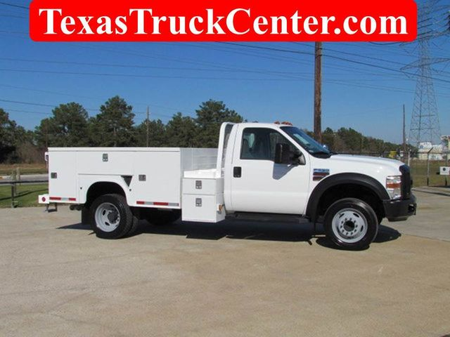 Dealer Video - 2008 Ford F550 Utility-Service 4x2 - 14105244