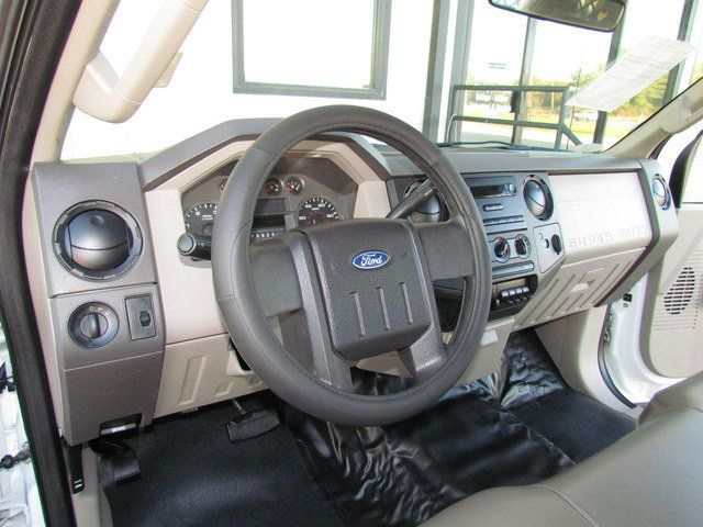 2008 Ford F550 Utility-Service 4x2 - 14105244 - 19