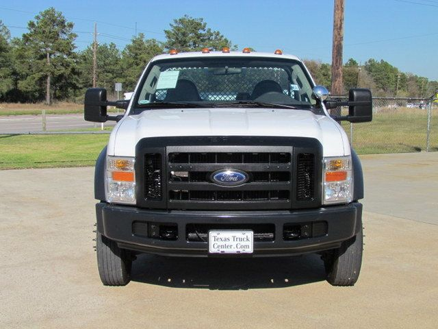 2008 Ford F550 Utility-Service 4x2 - 14105244 - 2