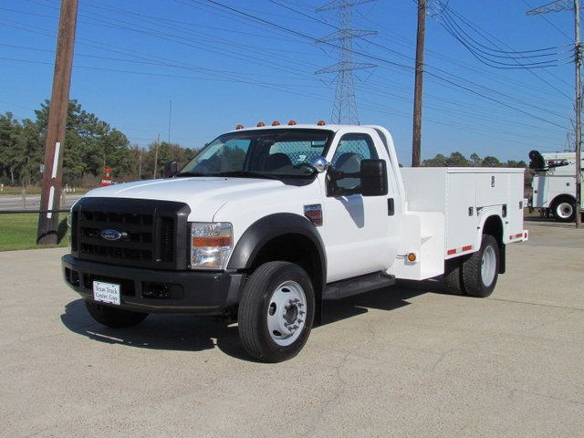 2008 Ford F550 Utility-Service 4x2 - 14105244 - 3