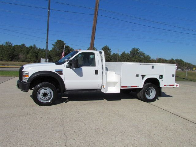 2008 Ford F550 Utility-Service 4x2 - 14105244 - 4