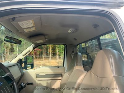 2008 Ford F550 4x4 31k MILES 6 spd MANUAL TRANSMISSION ONE OWNER! AMAZING CONDITION!  TN TRUCK! - Click to see full-size photo viewer