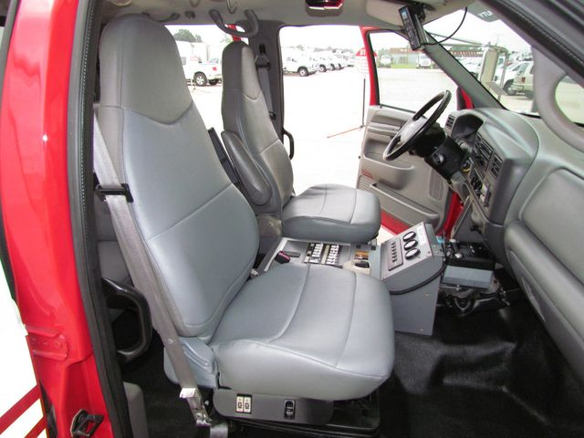 2008 Ford F650 Ambulance - 13343729 - 21
