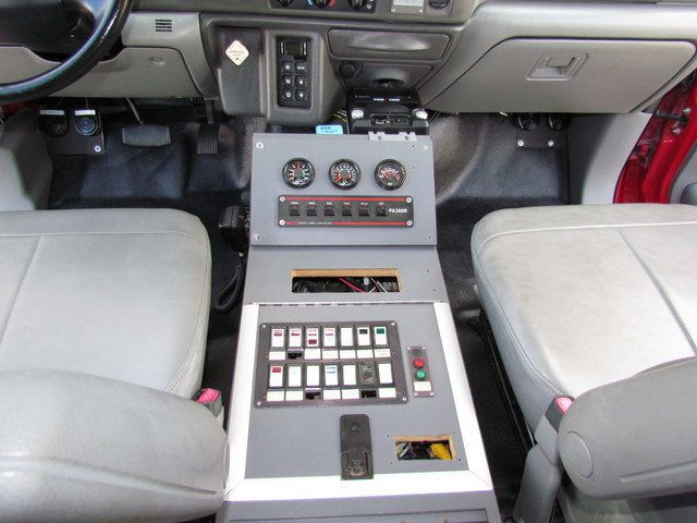 2008 Ford F650 Ambulance - 13343785 - 21