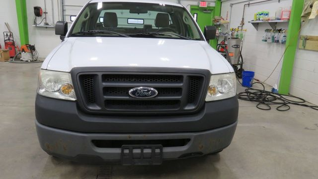 Stupendous 2008 Used Ford F 150 2Wd Reg Cab 145 Xl At Bentley Motors Inc Serving Bloomington Il Iid 19343612 Machost Co Dining Chair Design Ideas Machostcouk