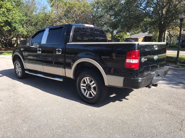 "2008 Ford F-150 4WD SuperCrew 150"" King Ranch - Click to see full-size photo viewer"