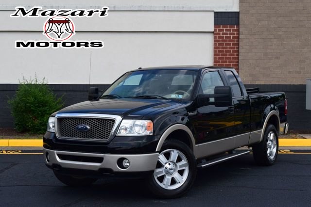 "2008 Ford F-150 4WD SuperCrew 150"" XLT"