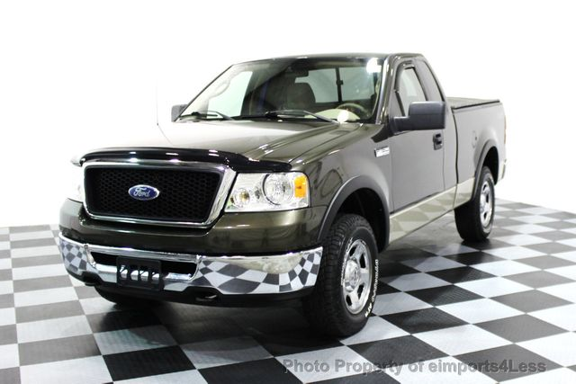 Used Ford F CERTIFIED F XLT X REGULAR CAB V At - 2008 f150