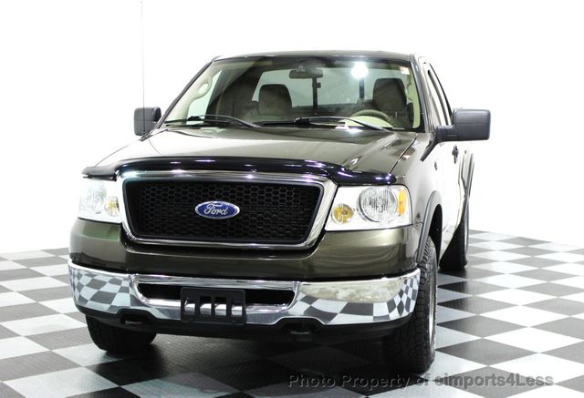 Used Ford F CERTIFIED F XLT X REGULAR CAB V At - 2008 ford
