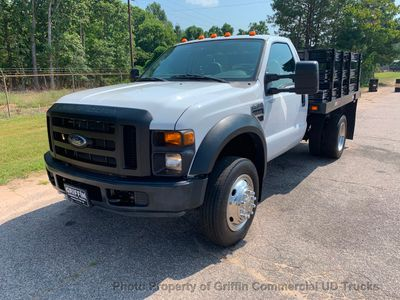 2008 Ford F-450HD ONE OWNER NC TRUCK HEAY SPEC 16,000 GVW SUPER DEAL ACT FAST! WILL SELL QUICKLY!! - Click to see full-size photo viewer