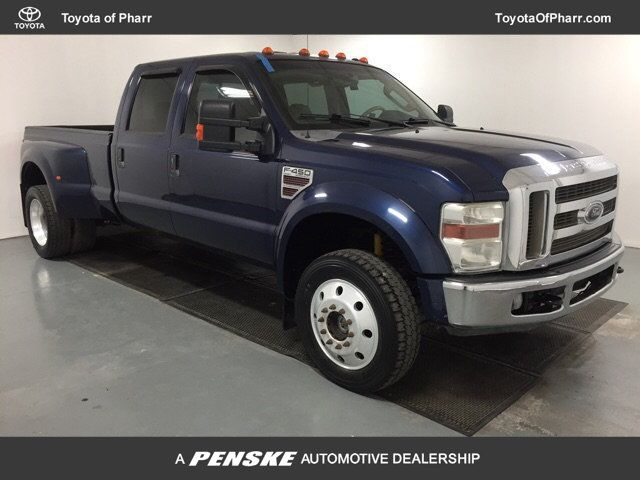 2008 Ford F-450SD Lariat - 17461181 - 0