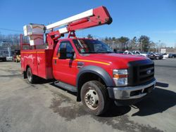 2008 Ford F-450SD - 1FDXF47R48ED31540