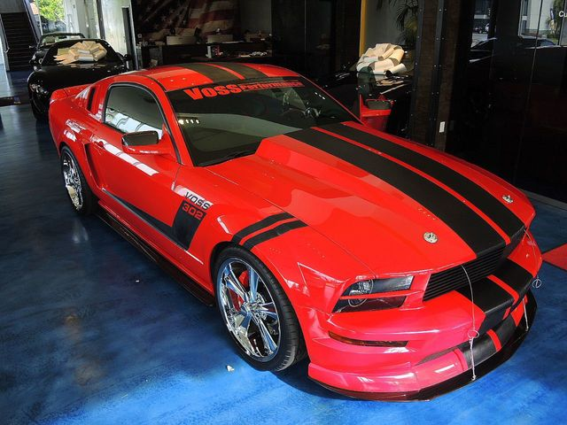 2008 Ford Mustang 2dr Coupe GT Deluxe - Click to see full-size photo viewer