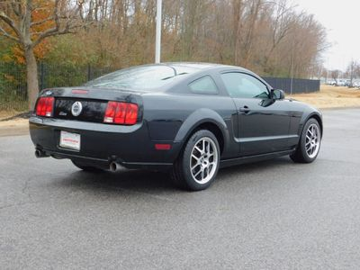 2008 Ford Mustang 2dr Coupe GT Premium - Click to see full-size photo viewer
