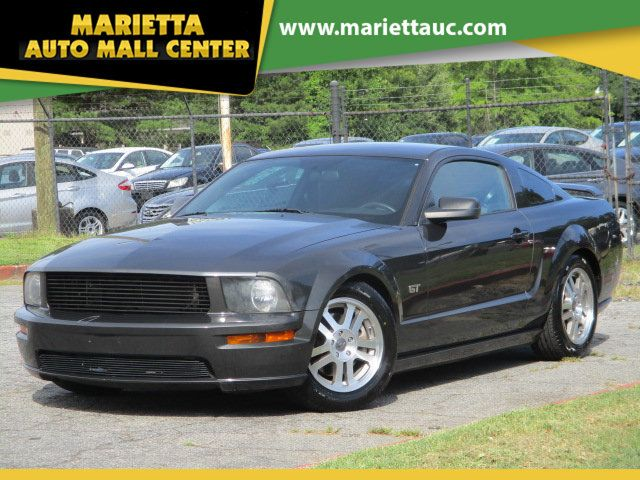 2008 Ford Mustang 2dr Coupe GT Premium