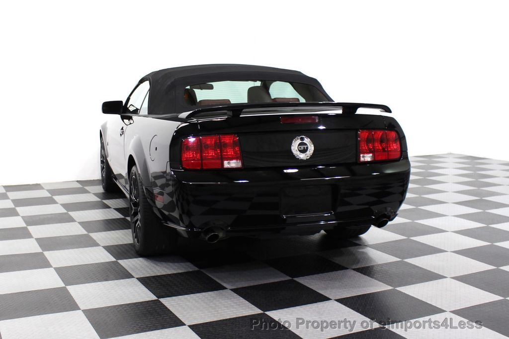 2008 Ford Mustang CERTIFIED MUSTANG GT 5 SPEED MANUAL TRANS - 18006915 - 14