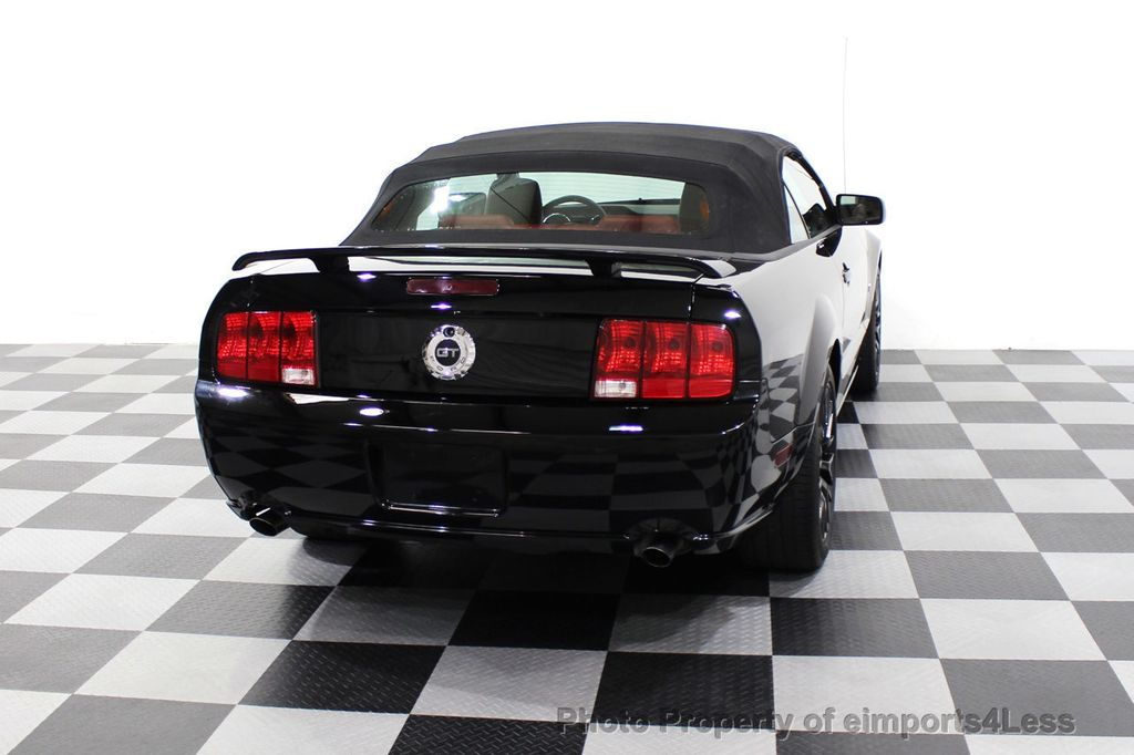 2008 Ford Mustang CERTIFIED MUSTANG GT 5 SPEED MANUAL TRANS - 18006915 - 16