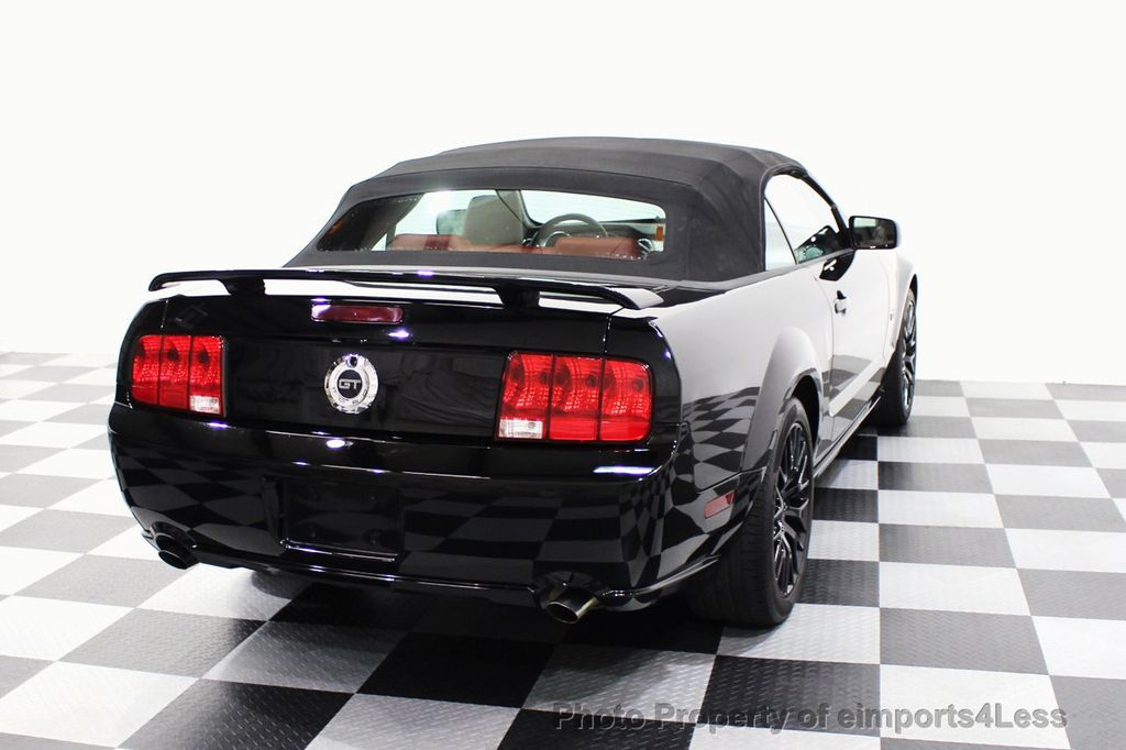 2008 Ford Mustang CERTIFIED MUSTANG GT 5 SPEED MANUAL TRANS - 18006915 - 3