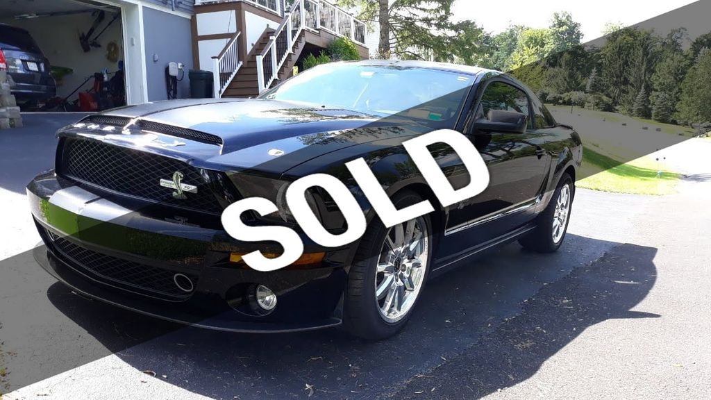 2008 Ford Mustang GT500KR - 12793863 - 0