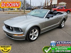 2008 Ford Mustang - 1ZVHT85H985195499