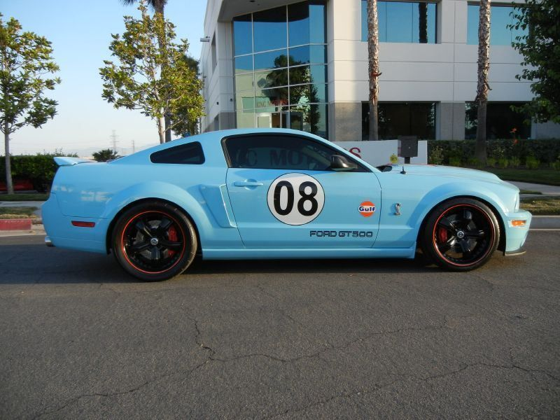 2008 Used Ford Mustang Shelby GT500 at CNC Motors Inc ...