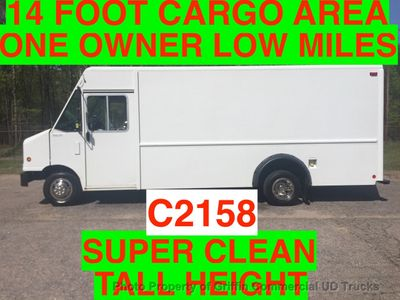 2008 Ford STEP VAN TALL & LONG DRW JUST 56k MILES WIDE BODY!! COLD A/C!! ONE OWNER
