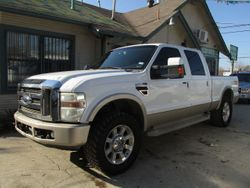 2008 Ford Super Duty F-250 SRW - 1FTSW21R98EA12713