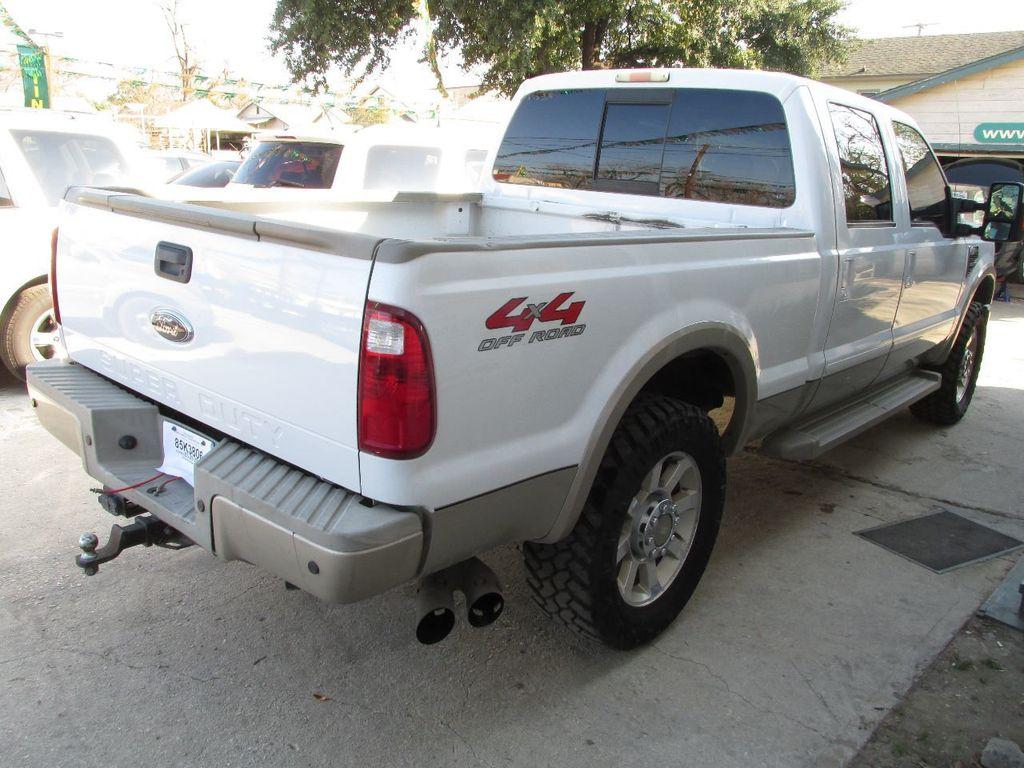 2008 ford super duty f 250 srw 2wd crew cab 156 king ranch