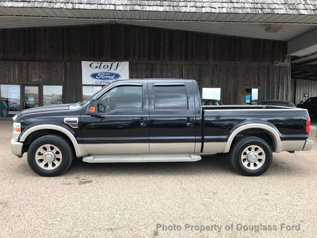 Ford Super Duty F Wd Crew Cab  King Ranch Truck