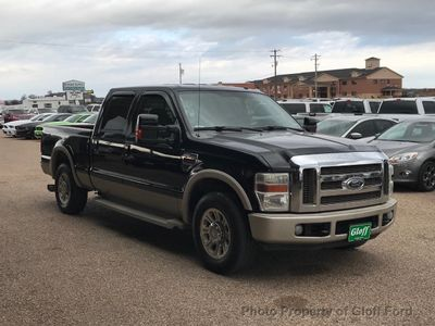 "2008 Ford Super Duty F-250 SRW 2WD Crew Cab 172"" King Ranch - Click to see full-size photo viewer"