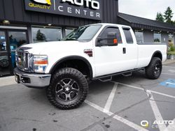 2008 Ford Super Duty F-250 SRW - 1FTSX20R38EC11562