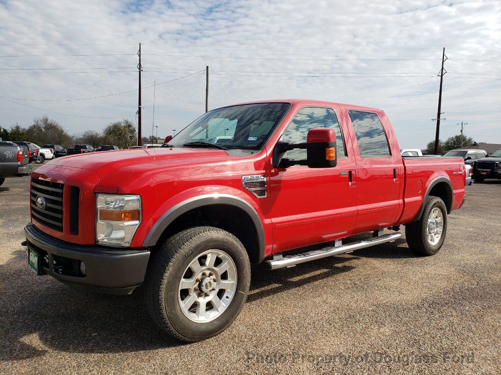 2008 Used Ford Super Duty F