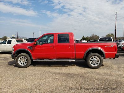 """2008 Ford Super Duty F-250 SRW 4WD Crew Cab 156"""" FX4 - Click to see full-size photo viewer"""