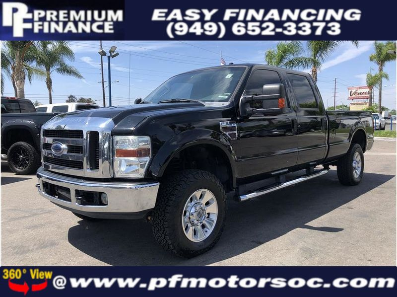 2008 Ford Super Duty F-250 SRW LARIAT,4X4,LONG BED,SUPER CLEAN - 18026720 - 0