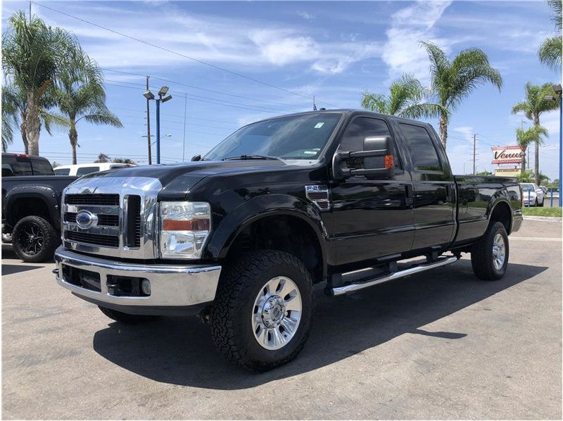 2008 Ford Super Duty F-250 SRW LARIAT,4X4,LONG BED,SUPER CLEAN - 18026720 - 1