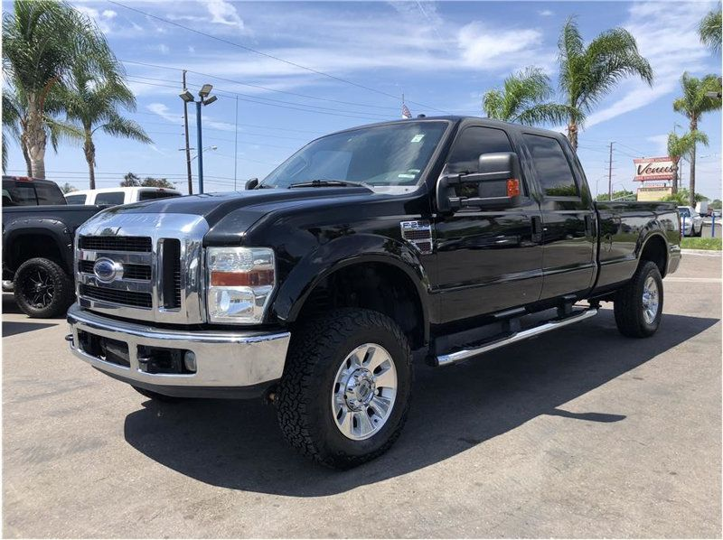2008 Ford Super Duty F-250 SRW LARIAT,4X4,LONG BED,SUPER CLEAN - 18026720 - 25