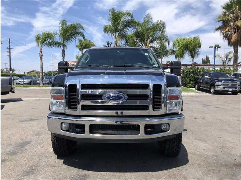 2008 Ford Super Duty F-250 SRW LARIAT,4X4,LONG BED,SUPER CLEAN - 18026720 - 2