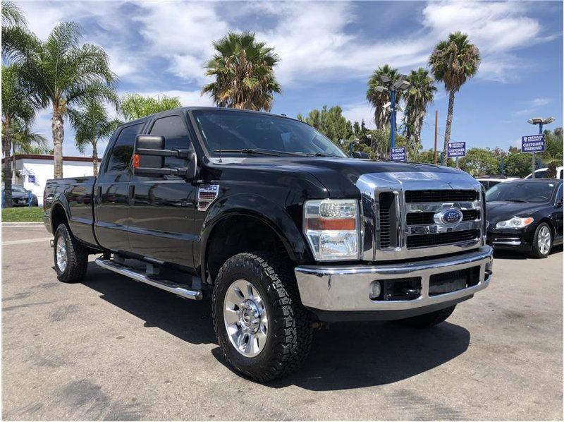 2008 Ford Super Duty F-250 SRW LARIAT,4X4,LONG BED,SUPER CLEAN - 18026720 - 3