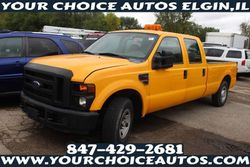 2008 Ford Super Duty F-250 SRW - 1FTSW20R88ED51125