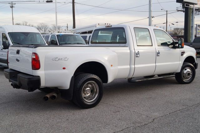 2008 Ford Super Duty F-350 DRW 2008 FORD F350 SUPER DUTY XL 4WD 1-OWNER  GREAT DEAL 615-730-9991 Truck Crew Cab Long Bed for Sale Nashville, TN -