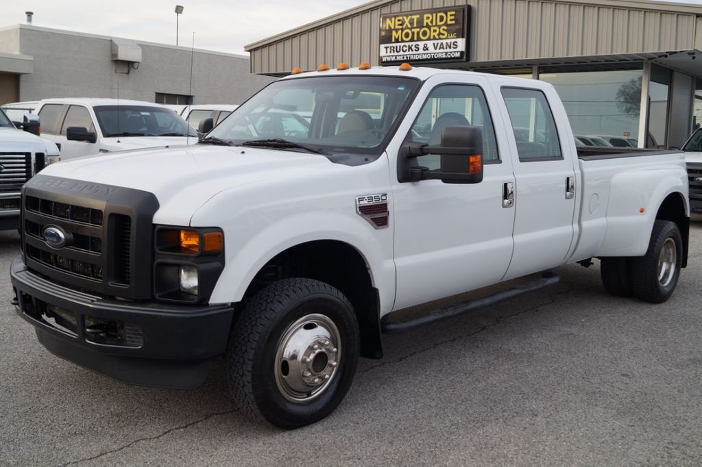 2008 Used Ford Super Duty F 350 DRW 2008 FORD F350 SUPER DUTY XL 4WD 1 OWNER GREAT DEAL 615 730 9991 At Next Ride Motors Serving Nashville TN IID