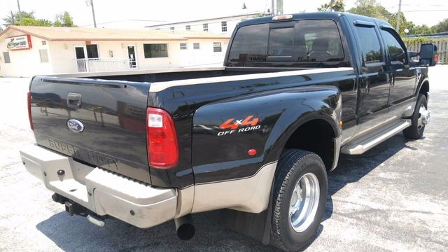 "2008 Ford Super Duty F-350 DRW 4WD Crew Cab 172"" King Ranch - Click to see full-size photo viewer"
