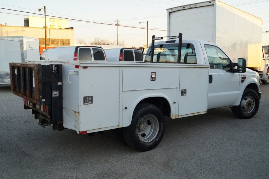 2008 Ford Super Duty F-350 DRW Cab-Chassis 2008 FORD F350 SUPER DUTY 6.4L DIESEL TOOLBOX 1-OWN 615-678-7444 - 18156711 - 15