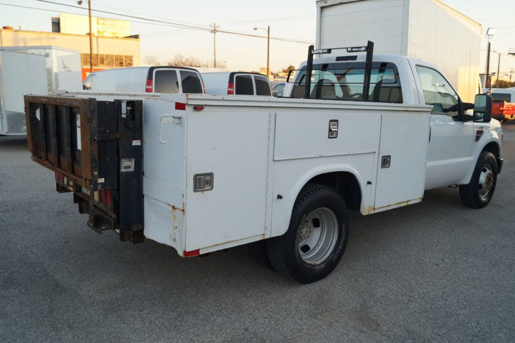 2008 Ford Super Duty F-350 DRW Cab-Chassis 2008 FORD F350 SUPER DUTY 6.4L DIESEL TOOLBOX 1-OWN 615-678-7444 - 18156711 - 5