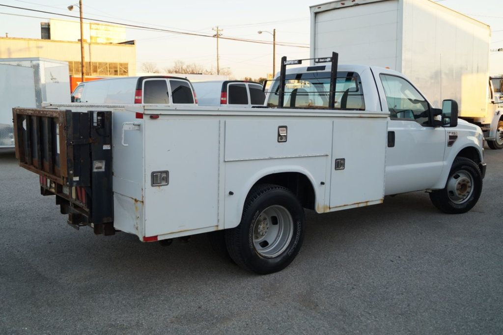 2008 Ford Super Duty F-350 DRW Cab-Chassis 2008 FORD F350 SUPER DUTY 6.4L DIESEL TOOLBOX 1-OWN 615-678-7444 - 18156711 - 7