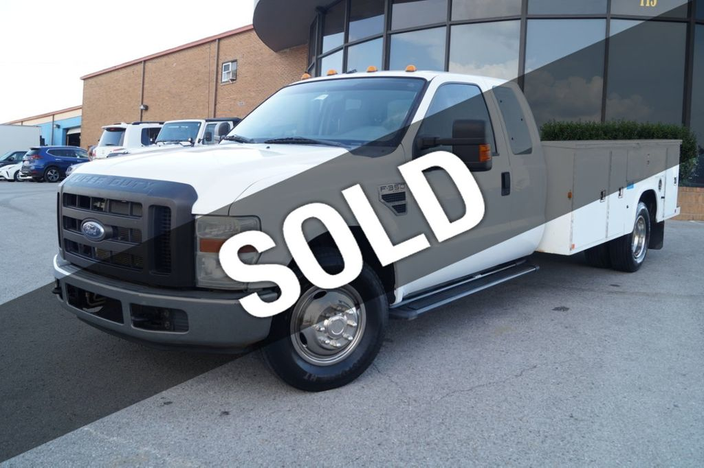 2008 Used Ford Super Duty F 350 Drw Cab Chassis 2008 Ford F350 Super Duty Ext Cab 6 8l Great Deal 615 678 7444 At Next Ride Motors Serving Nashville Tn Iid 20209365