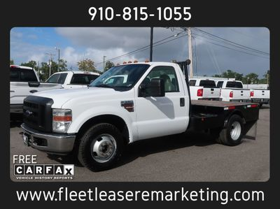 2008 Ford Super Duty F-350 DRW Flatbed